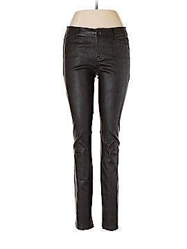 Vince. Leather Pants Size 6