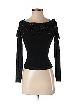 Elana Kattan Long Sleeve Top Size S