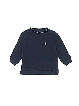 Ralph Lauren Sweatshirt Size 12-18 mo