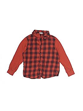 Splendid Long Sleeve Button-Down Shirt Size 3T