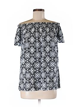 Escapada Short Sleeve Blouse Size M