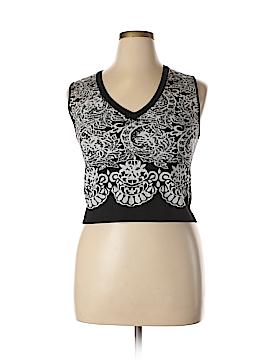 RACHEL Rachel Roy Sweater Vest Size XL