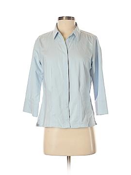 Royal Robbins 3/4 Sleeve Button-Down Shirt Size S
