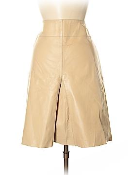 Margaret Godfrey Leather Skirt Size 8