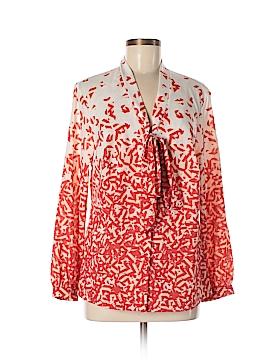 Jete Long Sleeve Blouse Size L (Plus)