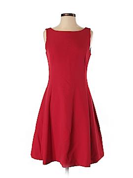 Pink Tartan Casual Dress Size 2