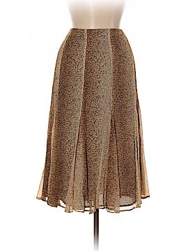 Jones New York Signature Silk Skirt Size M