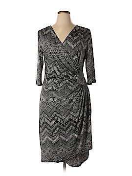 Kiyonna Casual Dress Size 1 (Plus)