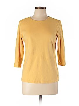 Christopher & Banks 3/4 Sleeve T-Shirt Size L