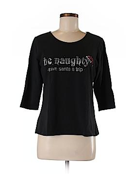 CHRISTINE ALEXANDER 3/4 Sleeve T-Shirt Size M