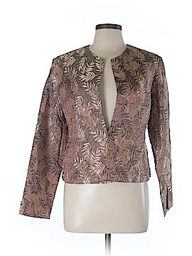 Silk Box Jacket Size 10