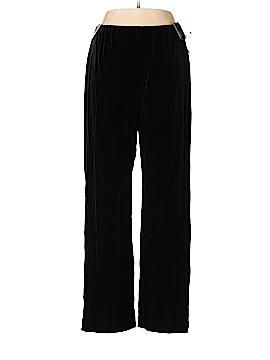 Alfani Velour Pants Size 0X (Plus)