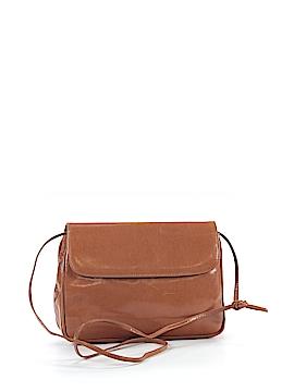 Bottega Veneta Leather Crossbody Bag One Size