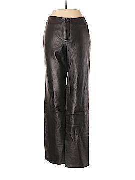 Banana Republic Leather Pants Size 2