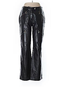 Escada Leather Pants Size 38 (EU)