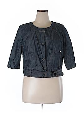 Apostrophe Denim Jacket Size 14 (Petite)