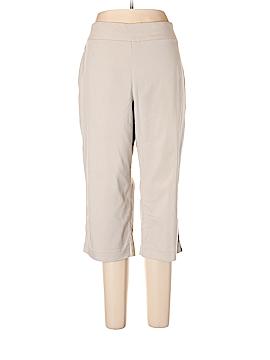 Dana Buchman Khakis Size XL