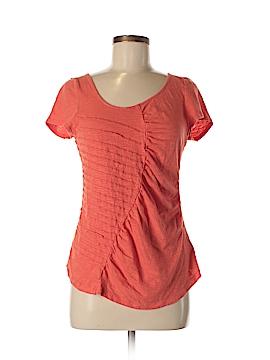 Deletta Short Sleeve Top Size L
