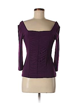 Joseph Ribkoff 3/4 Sleeve Blouse Size 8
