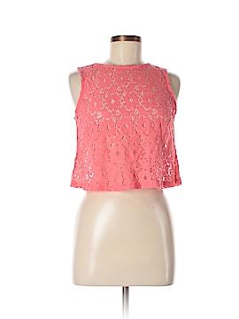 Crystal K Sleeveless Blouse Size S