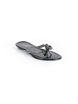 Star Bay Flip Flops Size 6