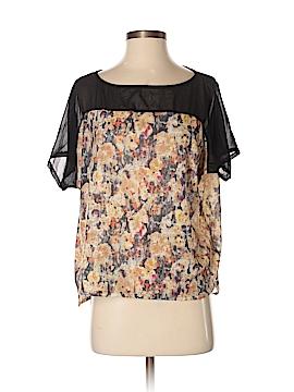 Pull & Bear Short Sleeve Blouse 26 Waist
