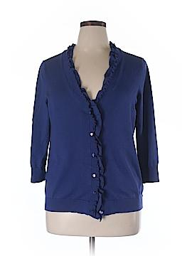 Amber Sun Silk Cardigan Size XL