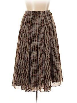 Jones New York Silk Skirt Size 24W (Plus)