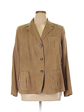 Lauren by Ralph Lauren Leather Jacket Size 1X (Plus)