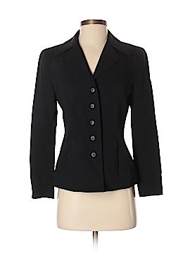 Dana Buchman Wool Blazer Size 2 (Petite)