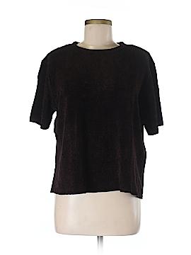 Elisabeth by Liz Claiborne Short Sleeve Blouse Size 1 (Petite)