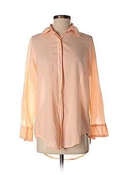Sundry Long Sleeve Button-Down Shirt Size XS (0)