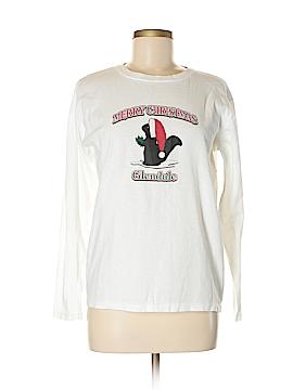 Anvil Long Sleeve T-Shirt Size M