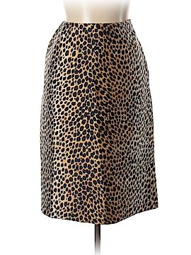 Dolce & Gabbana Silk Skirt Size 42 (IT)
