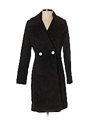 T Tahari Women Wool Coat Size 2