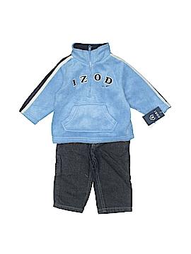 IZOD Fleece Jacket Size 6-9 mo