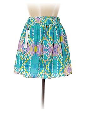 Alice & Trixie Silk Skirt Size M