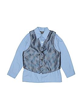 Happy Fella Tuxedo Vest Size 5