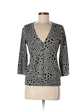 Chaus Silk Cardigan Size S