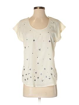 Apostrophe Short Sleeve Blouse Size XS