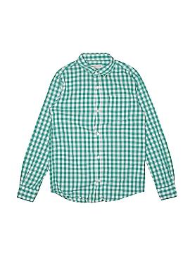 Zara Kids Long Sleeve Button-Down Shirt Size 11 - 12