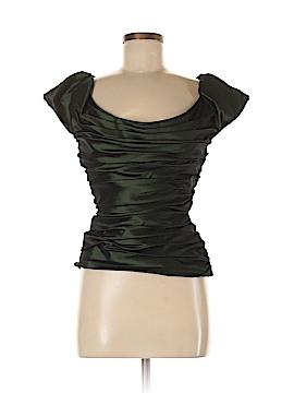 Tadashi Short Sleeve Blouse Size 6