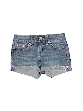 Justice Denim Shorts Size 13