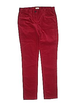 Crewcuts Outlet Velour Pants Size 12