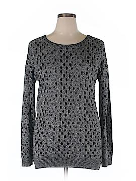 Joan Vass Pullover Sweater Size XL