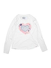 Lucky Brand Girls Long Sleeve T-Shirt Size X-Large (Kids)