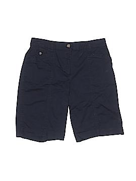 Karen Scott Khaki Shorts Size 8