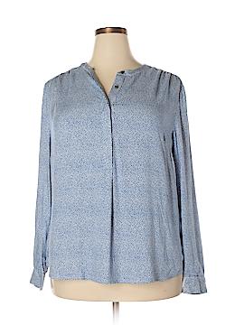 Boden Long Sleeve Blouse Size 18 (Plus)