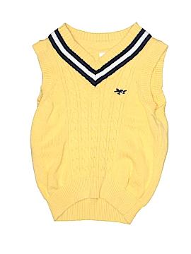 Gymboree Sweater Vest Size 4T
