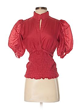 ABS Allen Schwartz 3/4 Sleeve Blouse Size XS